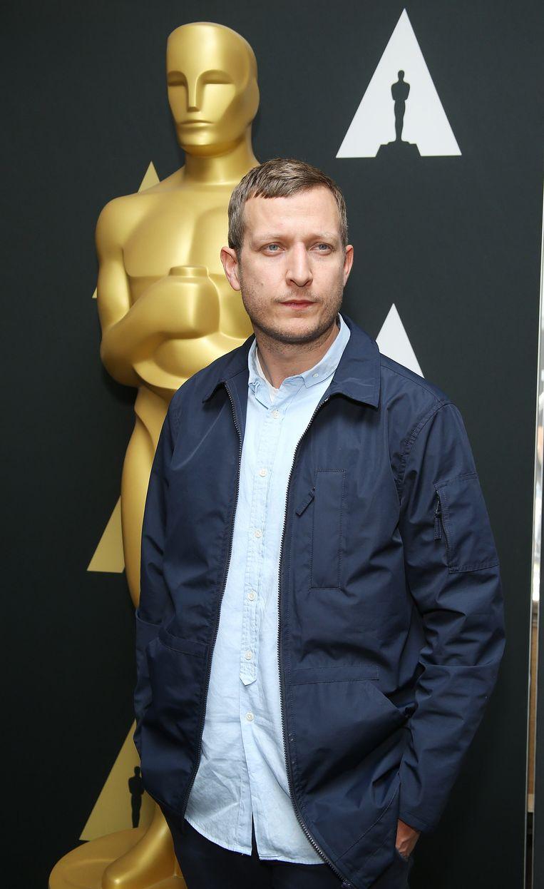 Tobias Lindholm in 2016. Beeld Michael Tran/FilmMagic