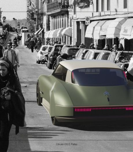 Designer gunt iconische Citroën DS een tweede leven