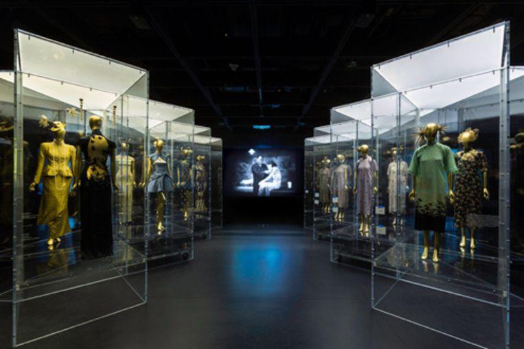 The Costume Institute heeft een collectie van ruim 35.000 stukken van over heel de wereld. Beeld MoMa