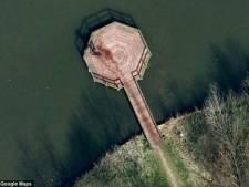 Un meurtre photographié sur Google Earth?