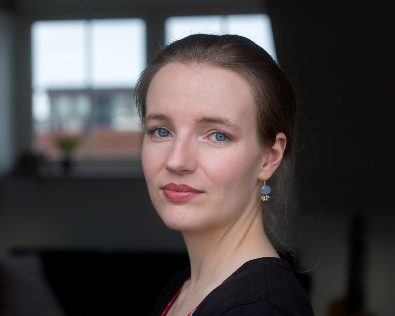 Mathilde Wantenaar schreef 'Een lied voor de maan', voor kinderen vanaf 6 jaar.