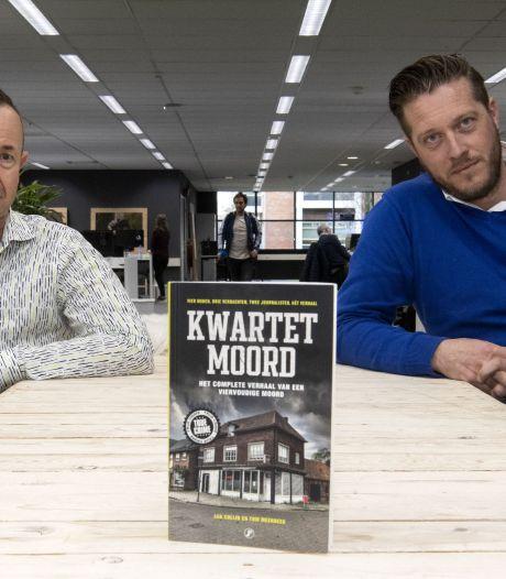 'Kwartetmoord': boek met veel morbide details over moordpartij in Enschede