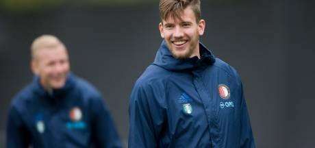 Voormalig Feyenoordspits Michiel Kramer verkocht zijn kampioens-Rolex: 'Voor eigen veiligheid'