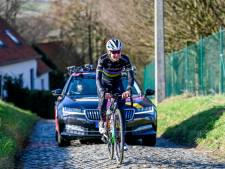 Anna van der Breggen wil in afscheidsjaar genieten van fietsen in de regenboogtrui