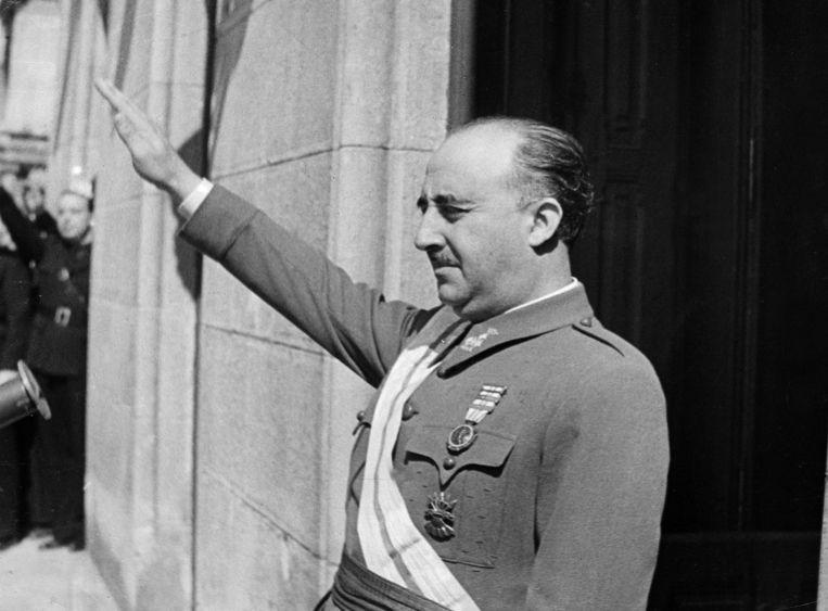 Generaal Franco Beeld ullstein bild via Getty Images