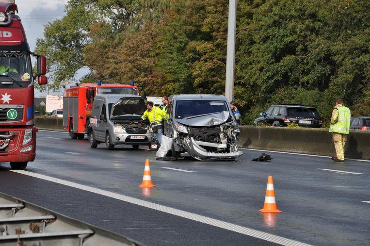 Nog twee van de zeven ongevallen