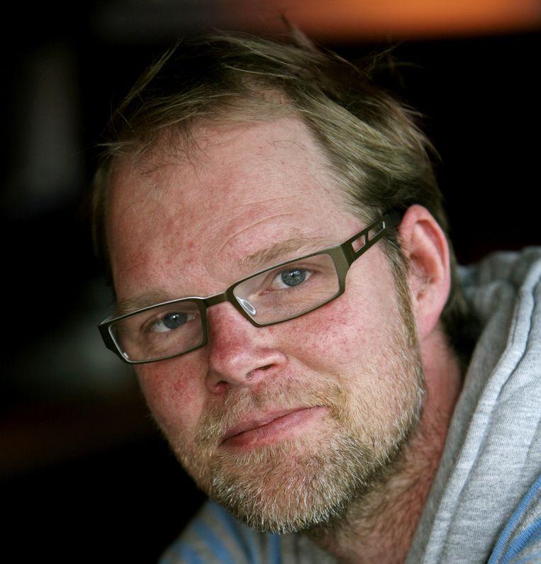 BNN-hoofdredacteur Maarten van Dijk Beeld ANP