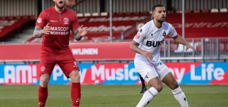 Almere morst ondanks goal in 95ste minuut kostbare punten in strijd om promotie