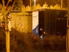 Sept migrants sauvés sur une aire d'autoroute à Waremme