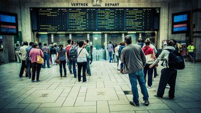 Brussel-Noord opnieuw drukste station van het land