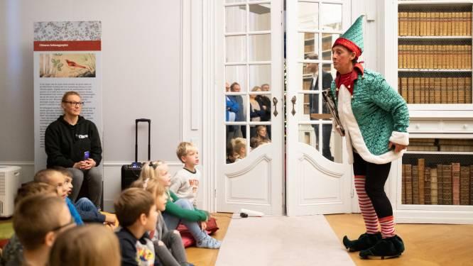 Schoolkinderen ontdekken al stukje van 'Kerstmagie' in Kasteel d'Ursel
