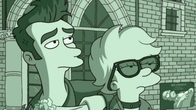 """Morrissey razend over parodie in 'The Simpsons': """"Hun hypocriete aanpak zegt alles"""""""