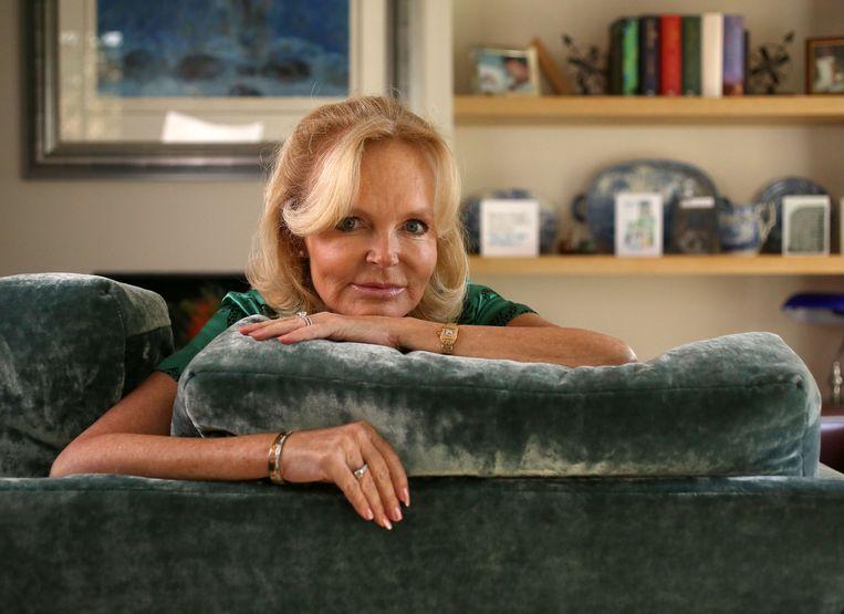 Lucinda Riley werd 55. Beeld Susannah Ireland /eyevine