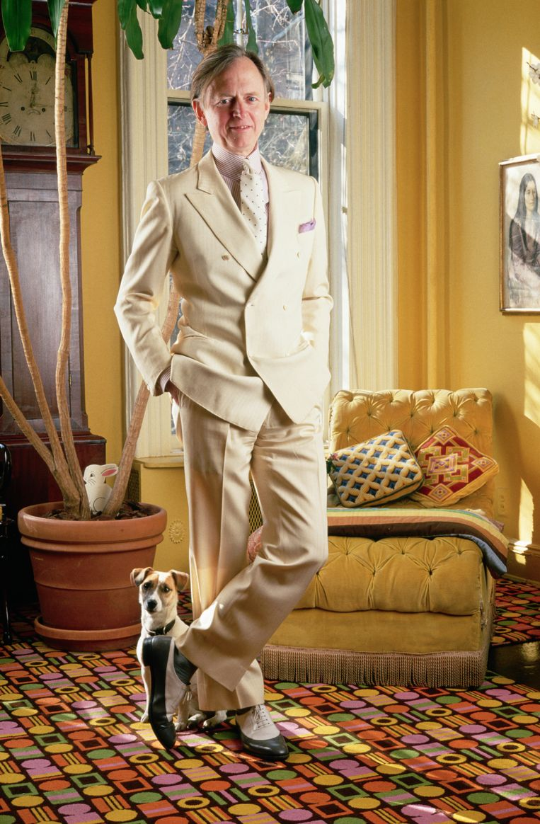 Tom Wolfe. Beeld Corbis/VCG via Getty Images