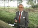 Beeld uit de uitzending van Opsporing Verzocht over de moord op Wies Hensen in 1989.