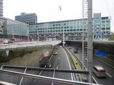 Utrechtsebaan in februari twee weekenden dicht voor verkeer door werkzaamheden