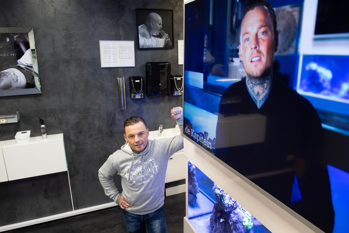 Tommy Dieckmann nam woensdag een videoboodschap op, waarin hij zijn noodkreet uit als ondernemer.