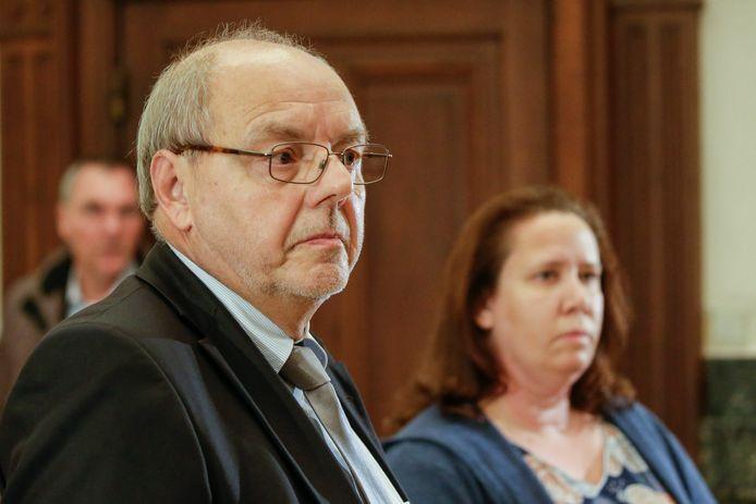Gewezen Vlaams Parlementslid Christian Van Eyken.