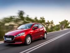 Gefacelifte Mazda 2 moet het nog even uitzingen