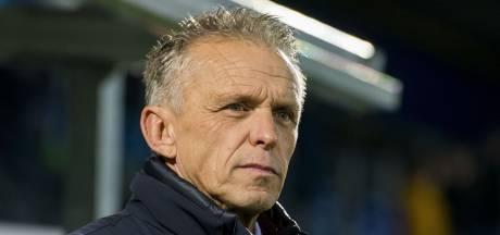 Vitesse kiest voor nieuwe trainer; Sturing topkandidaat hoofd opleidingen