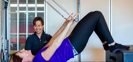 Nathalie Zweerman (47) opent zaterdag haar Pilates studio in Oud-Beijerland