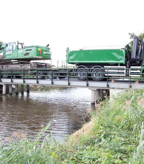 Onderhoud aan bruggen gaat miljarden kosten, maar deze 'wereldprimeur' in Hardenberg drukt de kosten (en is duurzaam)