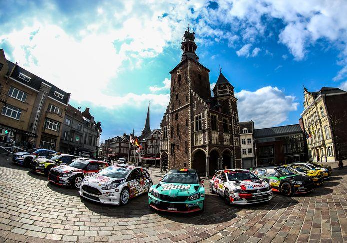 Het rallycentrum van Tielt zal voor 2022 geen rallywagen meer zien.