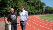 """Atletiekpiste in park steekt in het nieuw: """"Lopen is nu twee keer zo aangenaam"""""""