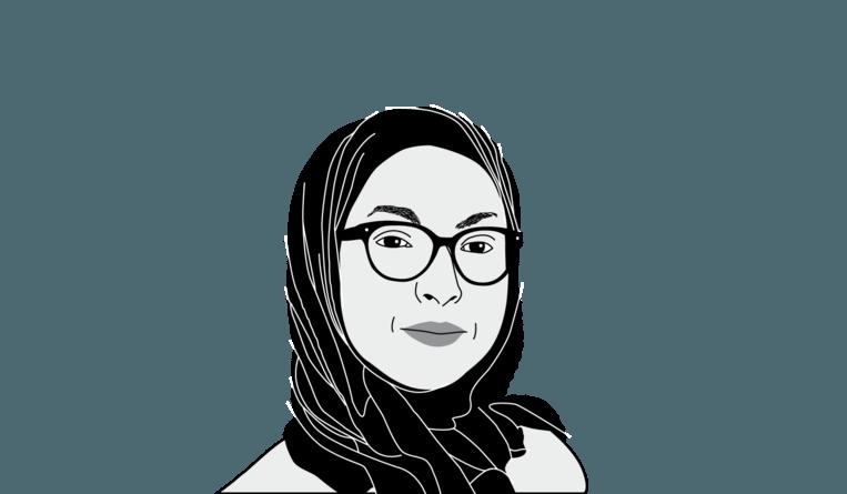 Aya Sabi. Beeld DM