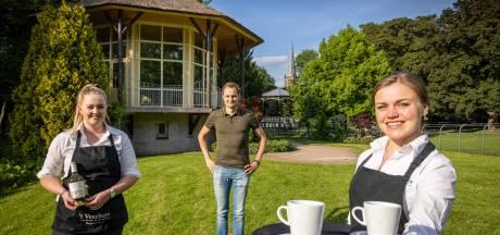 Nieuw leven voor theekoepel in Rams Woerthe: 'Mooiste plek van Steenwijk'