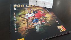 """Pro League en Panini stellen nieuw stickeralbum voor: """"Hopelijk niet de laatste keer"""""""