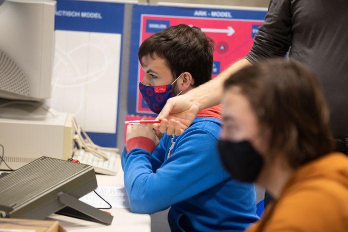 Studiebegeleiding komt onder druk te staan in Brugge en Blankenberge. De foto is louter illustratief.