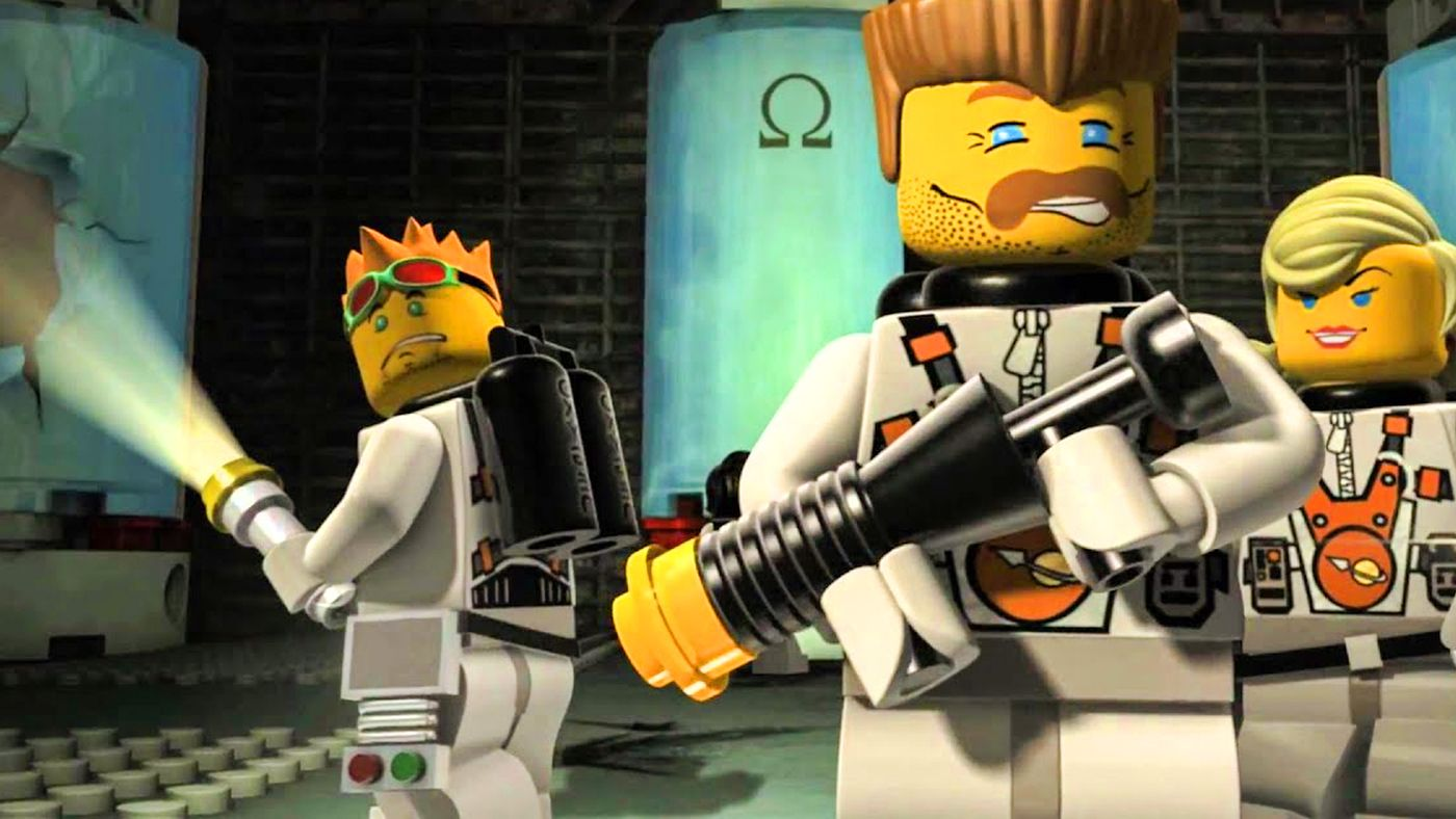 Lego: De Avonturen van Clutch Powers