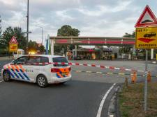 Gewapende overval tankstation Helmond mislukt, dader geeft zichzelf aan