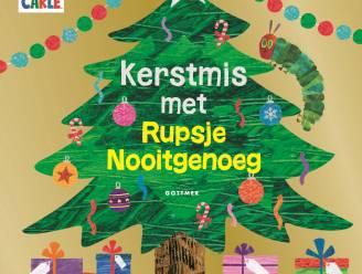 4 x lezen in kerstsfeer