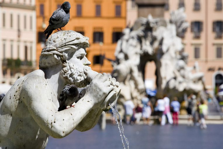 Piazza Navona Beeld UNKNOWN