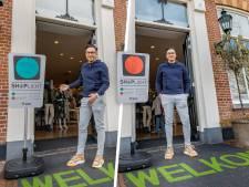 VVD Helmond wil winkeliers helpen met 'shoplichten': bij rood stoppen, bij groen lekker shoppen