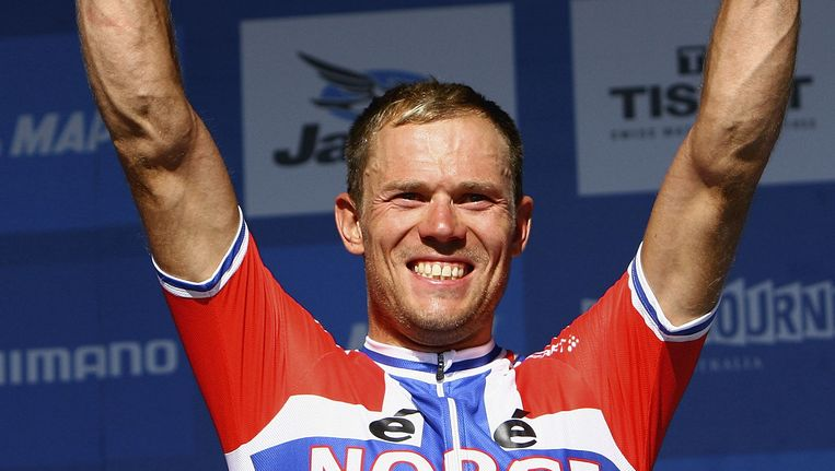 Thor Hushovd fietste een mooi palmares bij elkaar, maar kon bij BMC Racing Team de verwachtingen nooit inlossen. Beeld GETTY