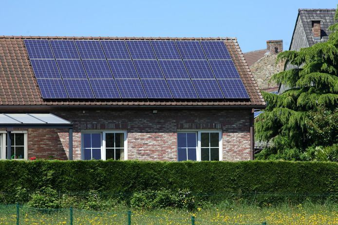 Panneaux solaires / Zonnepannelen , Gerpinnes 29/05/2015        PICTURE NOT INCLUDED IN THE CONTRACT