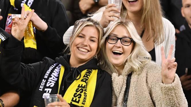 Stormloop op kaarten voor Tottenham Hotspur-Vitesse: in drie uur tijd 1100 tickets verkocht