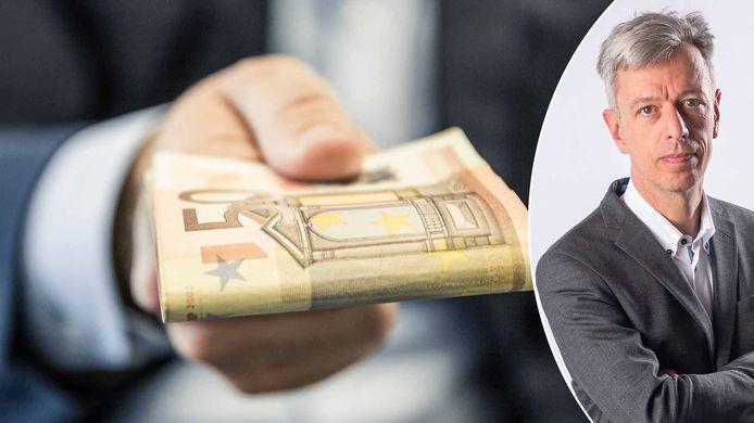 Geldexpert Geert Noels.