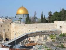 Pas de revendications arabes sur le Mur des Lamentations