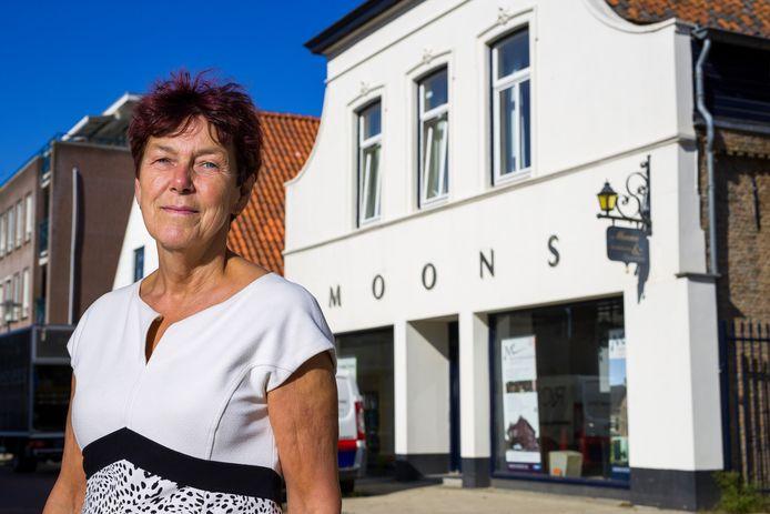 Architecte Marina Moons was bang dat haar bedrijf zijn goede naam zou verliezen. Volgens haar ging burgemeester Nol Kleijngeld te ver in zijn strijd tegen criminaliteit.