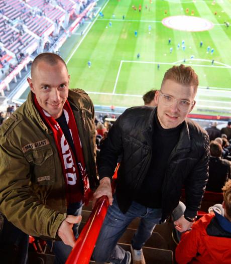 Heroïnegebruikers voor één middagje 'verslaafd' aan FC Twente