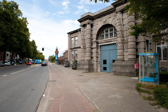 De gevangenis van Mechelen.