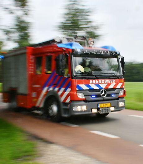 Brand in fietsenwinkel in Strijen: onderzoeksteam gealarmeerd vanwege accu's elektrische fietsen