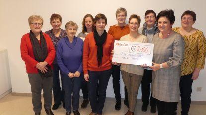 KVLV Vinkt steunt DVC Heilig Hart