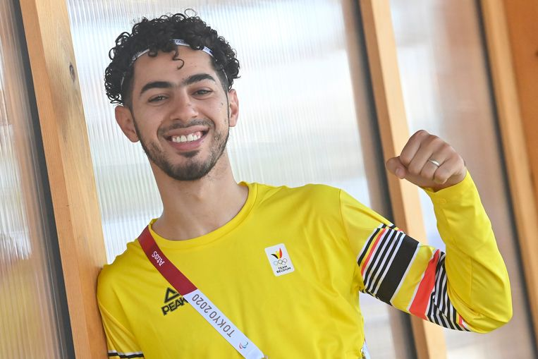 Jaouad Achab. Beeld Photo News