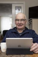Henk van den Noort (64) uit Rijssen stopt op 1 april met werken.