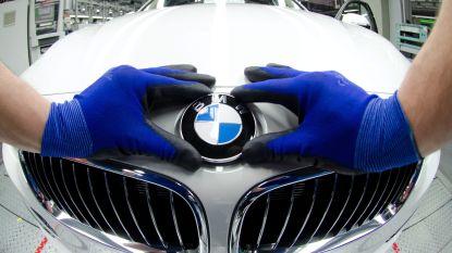 BMW zet miljard euro opzij voor EU-claim